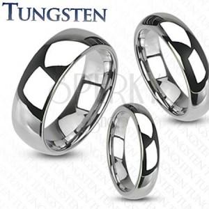 Tungsten esküvői karikagyűrű