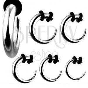 Expander - akasztó forma, két fekete gumi