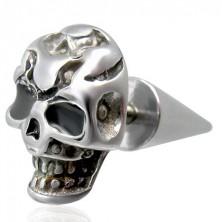 Fake plug - vicsorító koponya