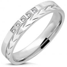 4bdb2e437 Nemesacél gyűrűk, acél gyűrűk | Ekszer Eshop