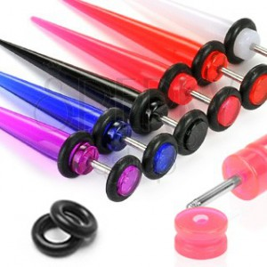 Fake expander UV akril anyagból