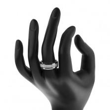 Wolfram gyűrű - szövet minta