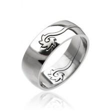 Acél gyűrű - sodrott korong