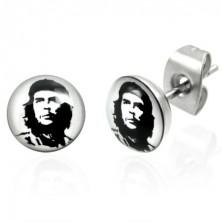 Acél fülbevaló Che Guevara 6.9 mm