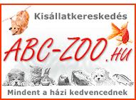 Kisállatkereskedés ABC-ZOO.HU